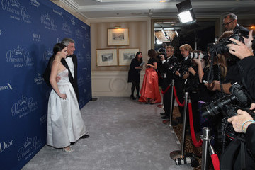 Sidney Toledano Arrivals at the Princess Grace Awards Gala — Part 2