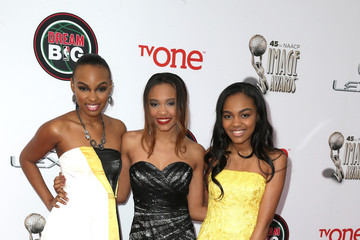 Sierra McClain 45th NAACP Image Awards Presented By TV One - Arrivals