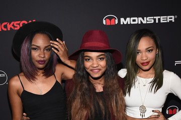 Sierra McClain Trevor Jackson's Monster 18th Birthday Party