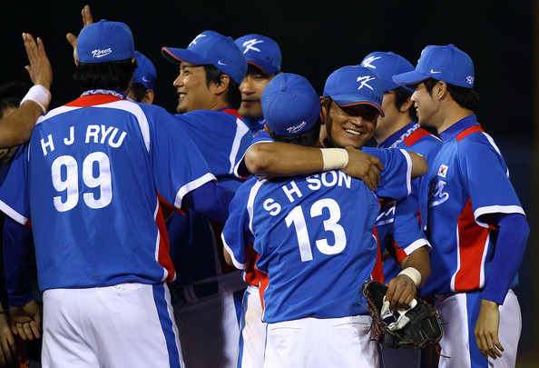 16th Asian Games - Day 7: Baseball