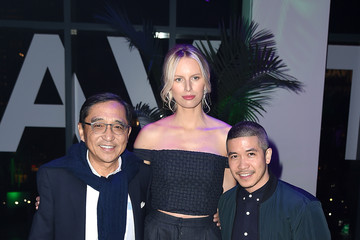 Silas Chou 2016 Tribeca Film Festival Opening Night Party