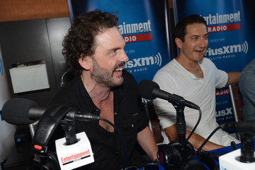 Silas Weir Mitchell SiriusXM's Entertainment Weekly Radio Channel Broadcasts From Comic-Con 2014
