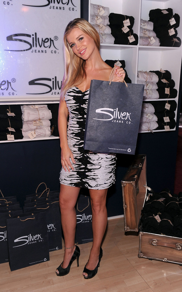 Silver Jeans Co. Celebrates The Maxim Hot 100 Party At Eden In Los ...