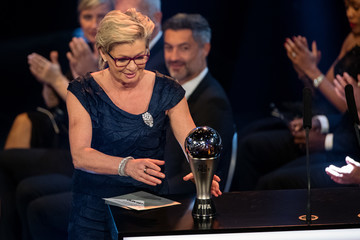 Silvia Neid The Best FIFA Football Awards