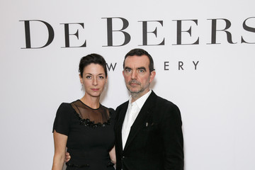 Simon Aboud De Beers Moments In Light Private Dinner - Arrivals - LFW SS16