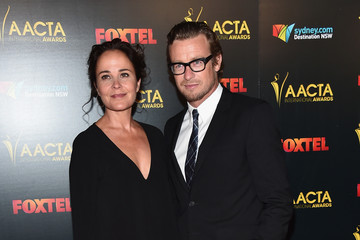 Simon Baker 6th AACTA International Awards - Arrivals