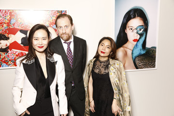 Simon Baker Art Exhibition: Ren Hang - Paris Fashion Week Womenswear Fall/Winter 2019/2020
