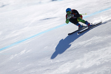 Simon Breitfuss Kammerlander Alpine Skiing - Winter Olympics Day 4