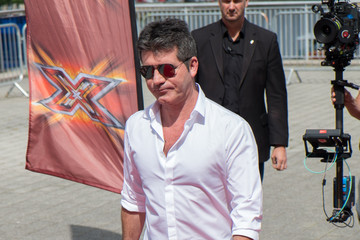 Simon Cowell 'The X Factor' Newcastle Auditions