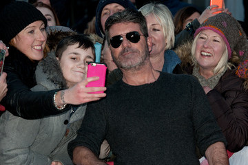 Simon Cowell 'Britain's Got Talent' - Liverpool Photocall