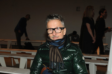 Simon Doonan Derek Lam - Front Row - Mercedes-Benz Fashion Week Fall 2014