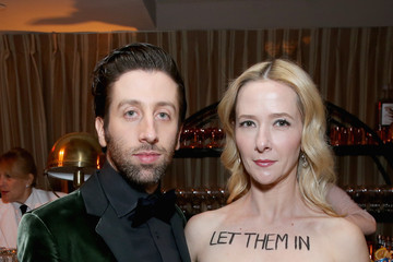 Simon Helberg Weinstein Company & Netflix's 2017 SAG After Party