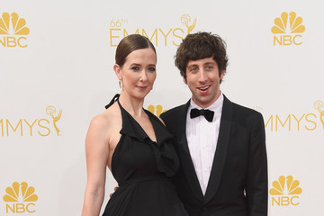 Simon Helberg Arrivals at the 66th Annual Primetime Emmy Awards — Part 2