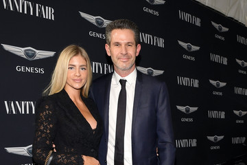 Simon Kinberg Vanity Fair And Genesis Along With 20th Century Fox And Fox Searchlight Pictures Celebrate Nominated Films