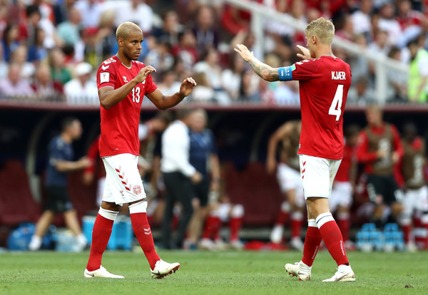 Denmark Vs. France: Group C - 2018 FIFA World Cup Russia