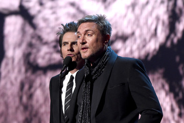 Simon Le Bon 2019 Rock And Roll Hall Of Fame Induction Ceremony - Show