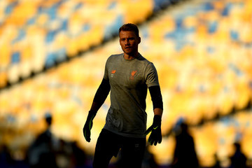 Simon Mignolet Real Madrid Vs. Liverpool - UEFA Champions League Final Previews