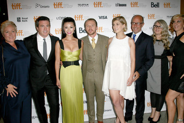 """Simon Pegg """"Hector And The Search For Happiness"""" Premiere - 2014 Toronto International Film Festival"""