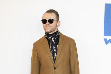 Simon Pegg 'The Kid Who Would Be King' Gala Screening - Red Carpet Arrivals