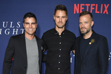 Simon Spurr Netflix Hosts the New York Premiere of 'Our Souls at Night' - Arrivals