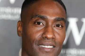 Simon Webbe Blue Book Signing