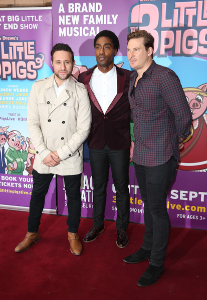 'The Three Little Pigs' - VIP Performance - Pink Carpet Arrivals