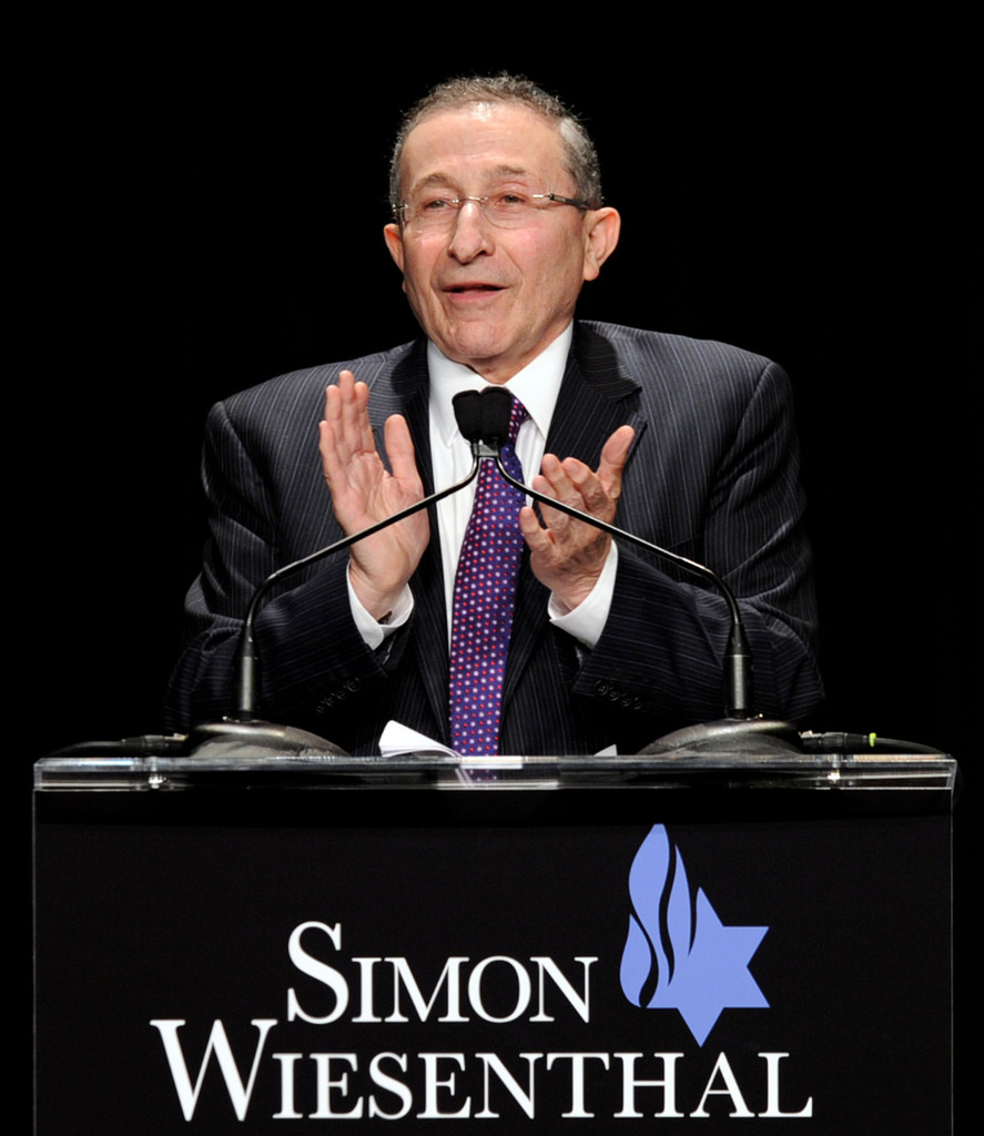 simon wiesenthal centers annual national tribute dinner