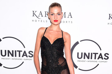 Simona Andrejic UNITAS 2nd Annual Gala Against Human Trafficking - Arrivals