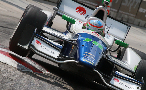 Simona De Silvestro - Grand Prix of Baltimore: Day 1