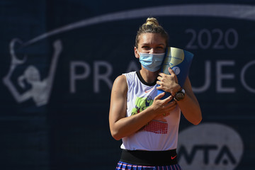 Simona Halep European Best Pictures Of The Day - August 16
