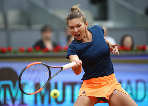 Simona Halep Clinches Madrid Title No.2 With Epic Win Over Mladenovic