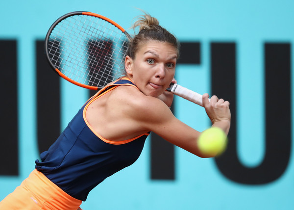 Simona Halep Crushes Vandeweghe On Route To Madrid Semis