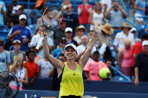 Simona Halep Reaches Cincinnati Final And Keeps Quest For Number One Alive