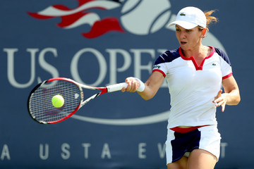 Simona Halep US Open: Day 4