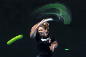 Simona Halep European Best Pictures Of The Day - January 10, 2019
