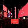 """Simone Biles SK-II And Simone Biles Take Over Times Square To Announce """"VS"""" Series Launch For Beauty Is #NOCOMPETITION"""