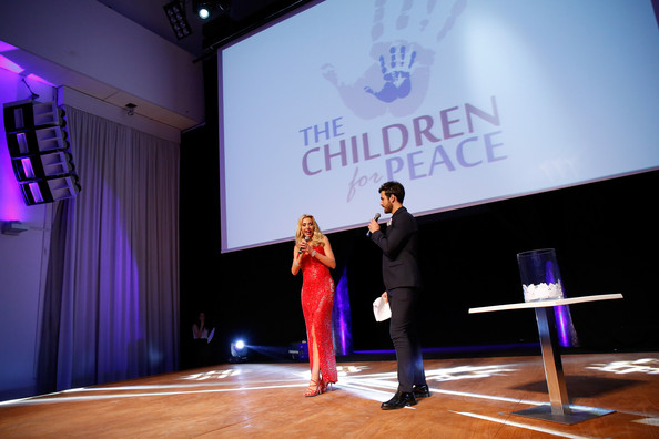 Children for Peace Benifit Gala - Gala Ceremony