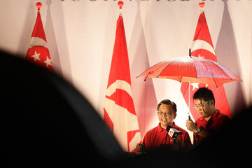 Tan Jee Say Singapore Federal Election Campaign