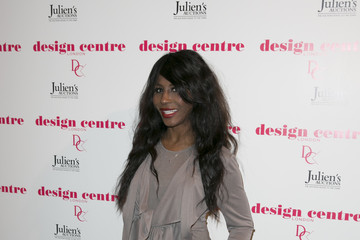Sinitta Marilyn Monroe: Legacy of a Legend Launch Party at Design Centre, Chelsea Harbour