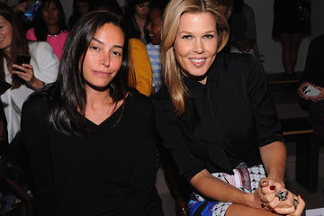 Siobhan Bonnouvrier Sophie Theallet - Front Row - Spring 2013 Mercedes-Benz Fashion Week
