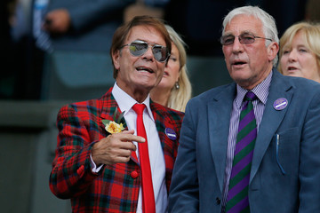 Sir Cliff Richard Day Thirteen: The Championships - Wimbledon 2016