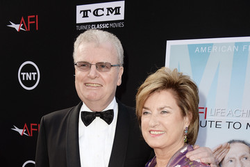 Sir Howard Stringer Arrivals at the AFI Life Achievement Gala — Part 4
