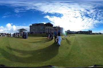 Sir Ian Botham Alfred Dunhill Links Championship - Day Four