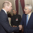 Sir John Major Commonwealth Day Service And Reception