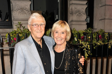 Sir Michael Parkinson Arrivals at the BFI Gala Dinner
