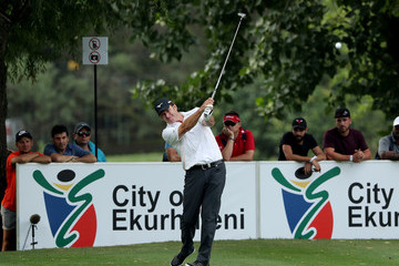 Sir Nick Faldo BMW South African Open Championship - Day One