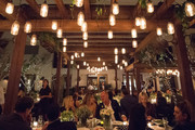 A general view of atmosphere at Sir Philip Green Hosts Dinner In Celebration Of Topshop Topman Miami Store Opening at Cecconi's at Soho Beach House on November 18, 2017 in Miami Beach, Florida.