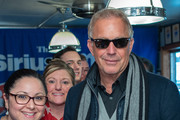 Actor Kevin Costner attends the SiriusXM Broadcast at the 2020 New Hampshire Democratic Primary Live From Iconic Red Arrow Diner - Day 2 on February 11, 2020 in Manchester, New Hampshire.
