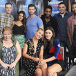 Phoebe Tonkin and Charles Michael Davis Photos