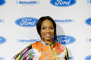 Rapper MC Lyte for a photo during the SiriusXM's Heart & Soul Channel Broadcasts from Essence Festival on July 6, 2018 in New Orleans, Louisiana.